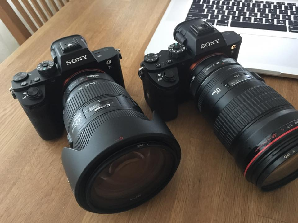 Sony a7sii Hands On Review