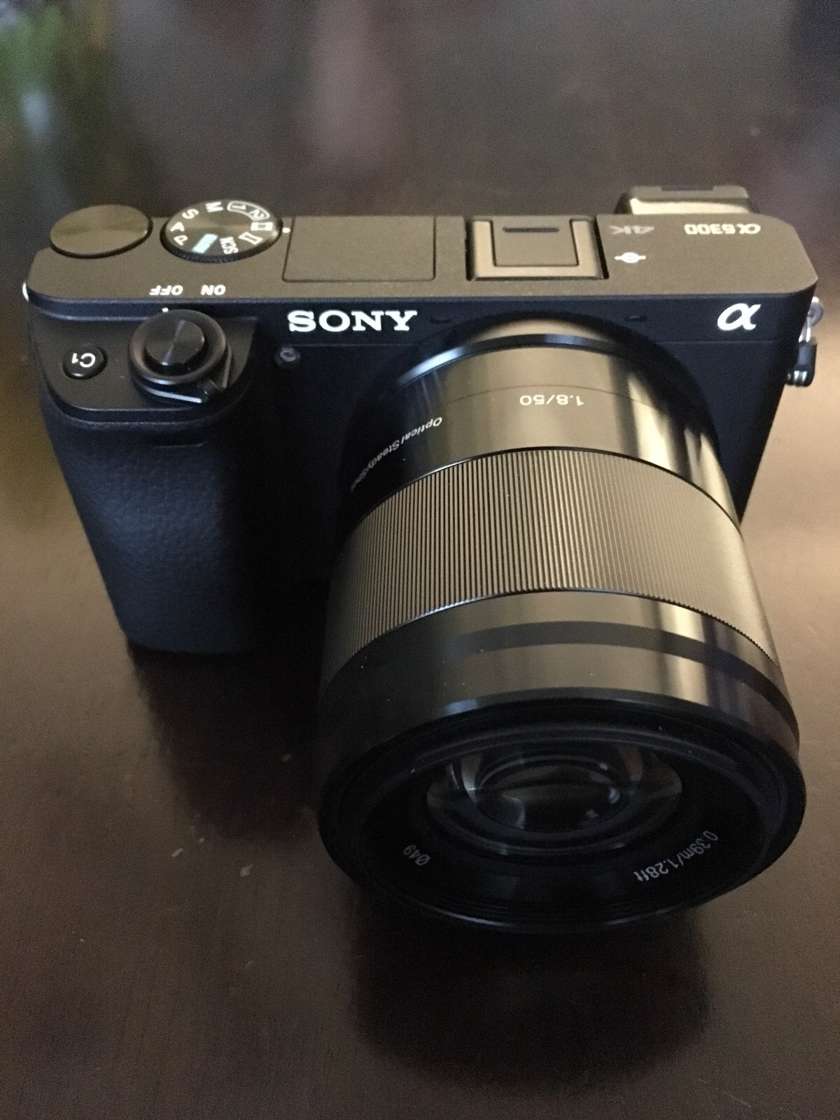 First Impressions of the Sony a6300