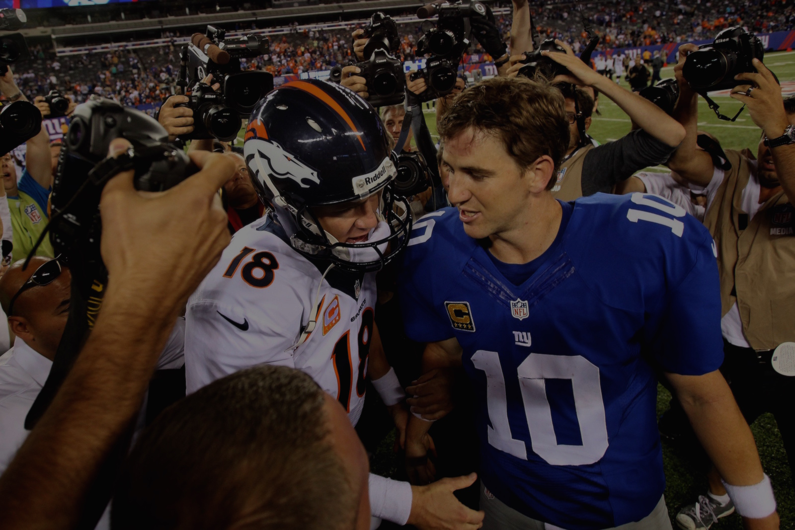 comparison manning brothers